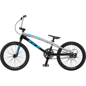 """GT Bicycles Speed Series Pro 20"""", gloss silver/black"""
